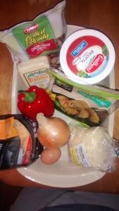 Italian egg roll
